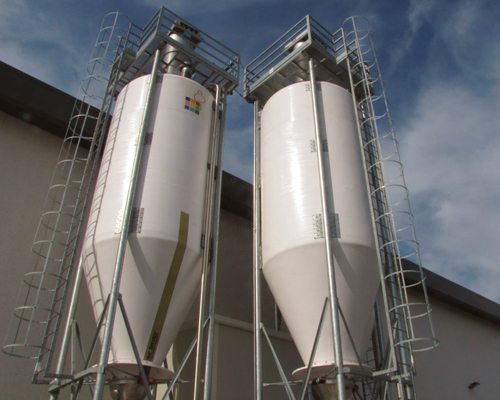 Automatic dosing system for dyeing production - DAP
