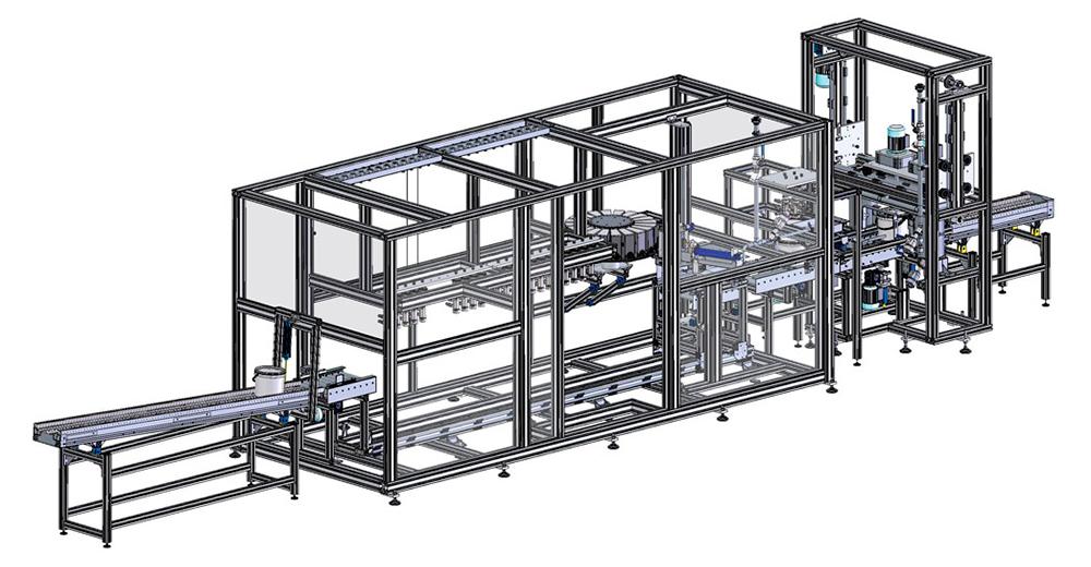Sistemi automatici di dosaggio per stamperia - LAB-S