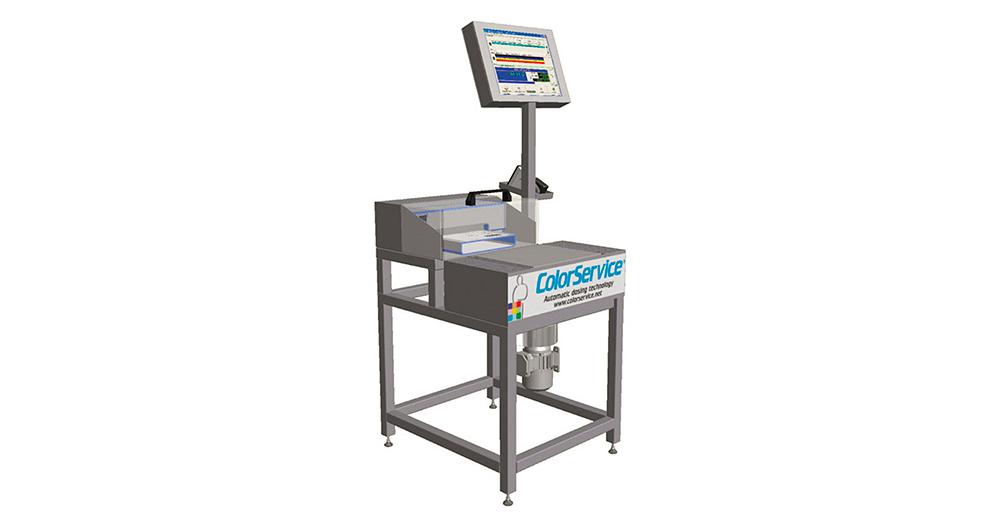 Colorservice Sistemi automatici di dosaggio - PESMAN