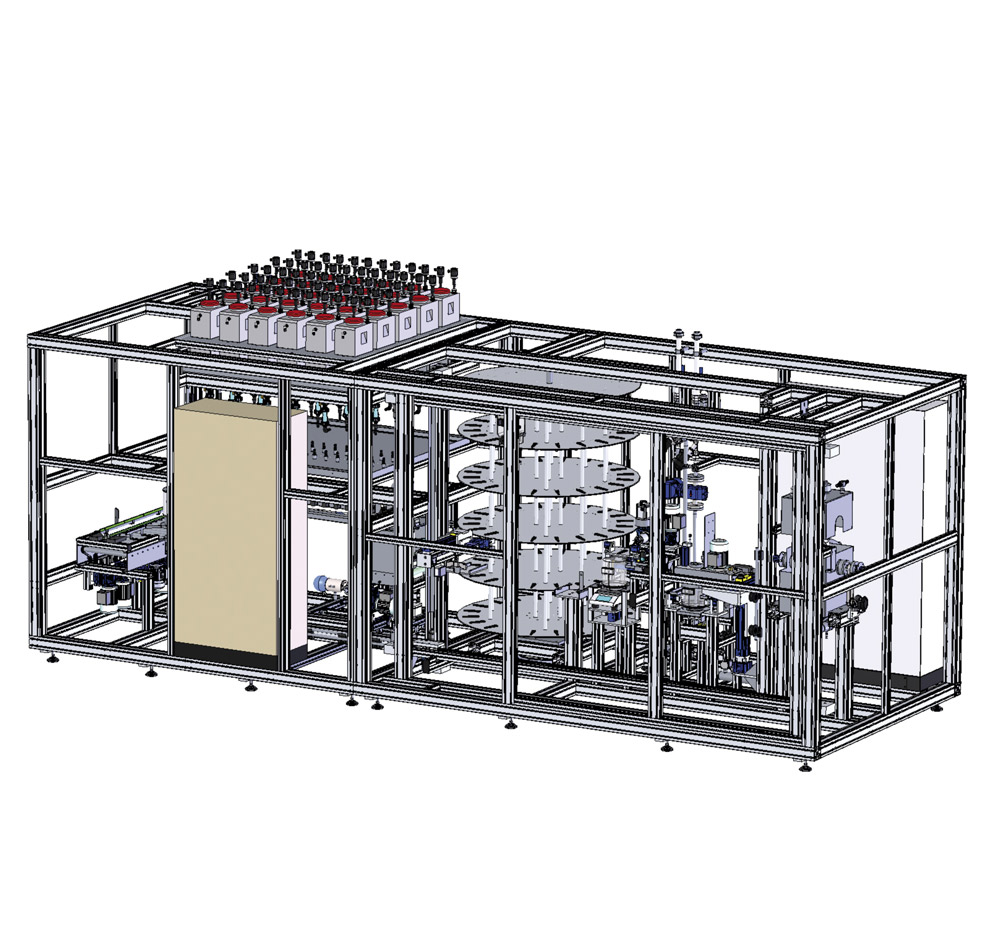 Automatic dosing system for laboratory - MCK