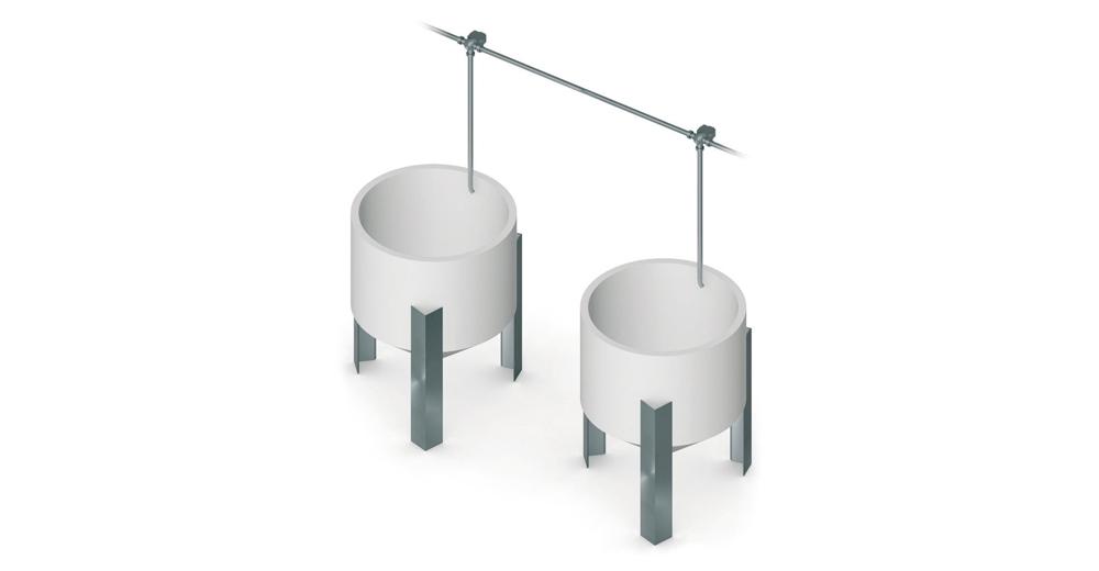 System distributors - Mono line