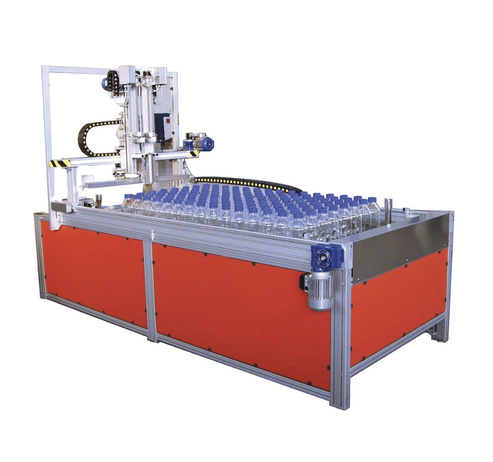 Automatic dosing system for laboratory - PPA