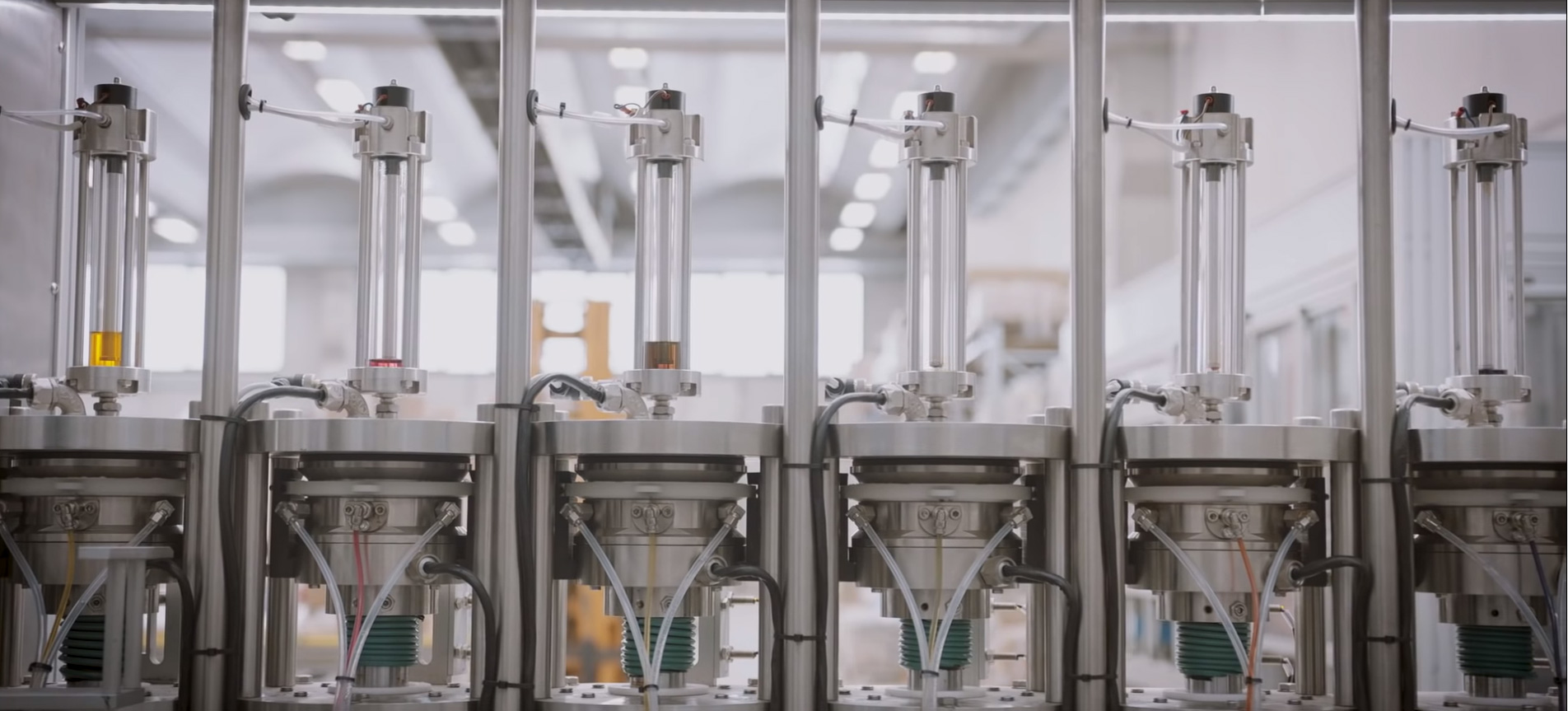 automatic dosing and dissolving systems